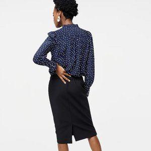 HATCH Black Maternity Skirt S/M (Sz 1) NWT